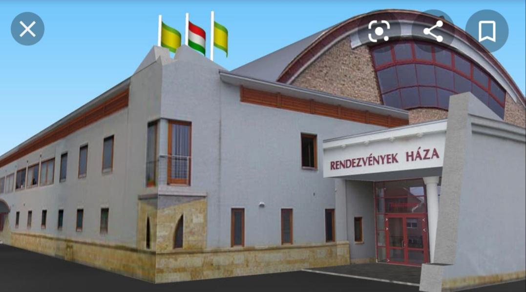 Városi Sportcsarnok és Rendezvények Háza