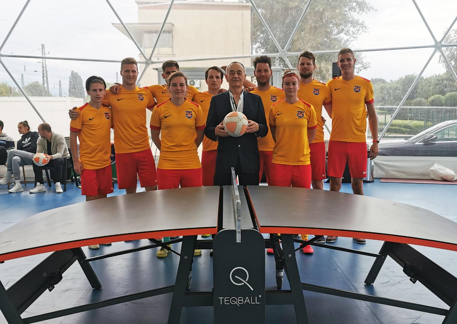 Phoenix Teqball Akadémia